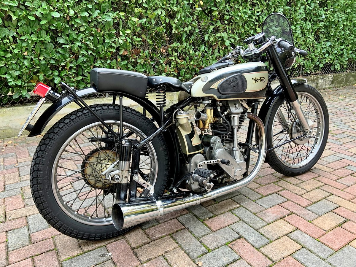 1952 Norton International Clubmann TT For Sale (picture 5 of 6)