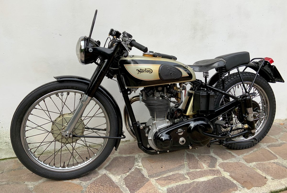1952 Norton International Clubmann TT For Sale (picture 6 of 6)