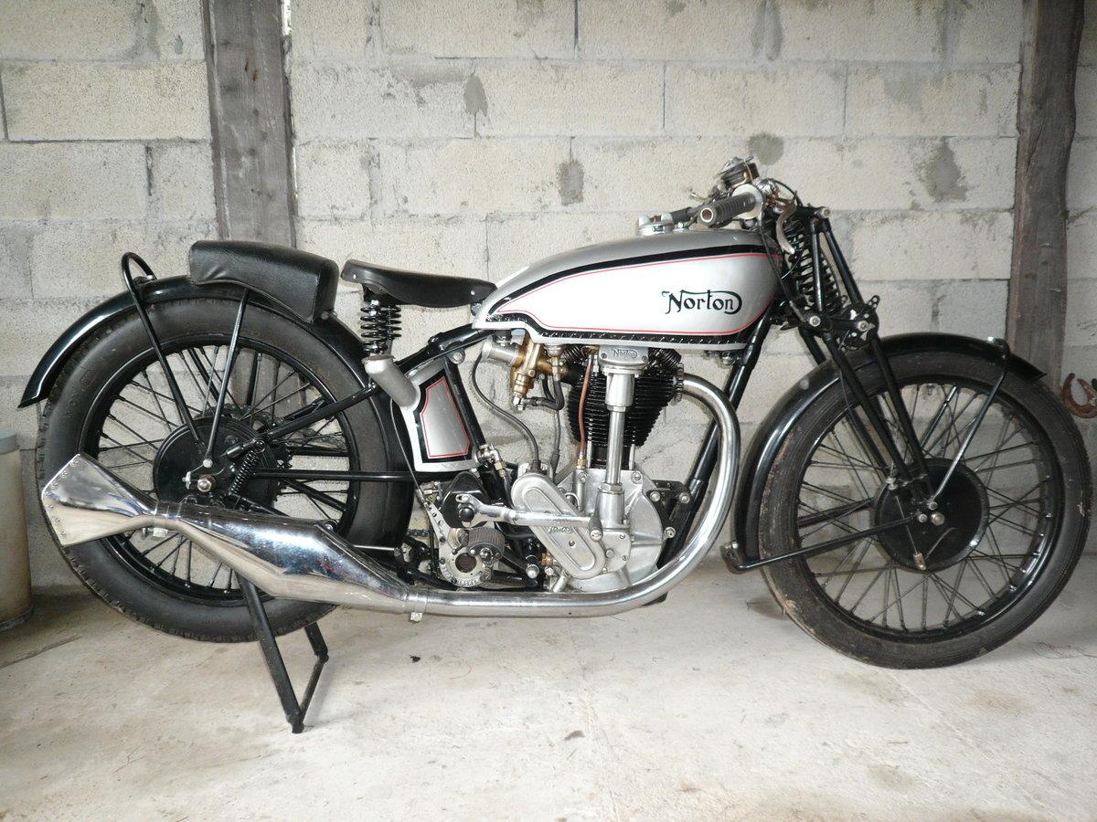 1930 Norton CS1 TT Replica For Sale (picture 1 of 6)