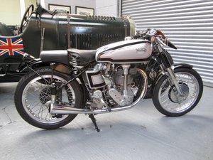 1939 Norton Plunger