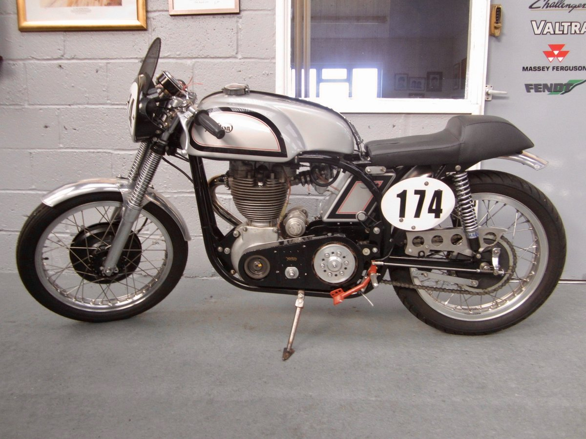 1955 Norton Featherbed For Sale (picture 1 of 6)