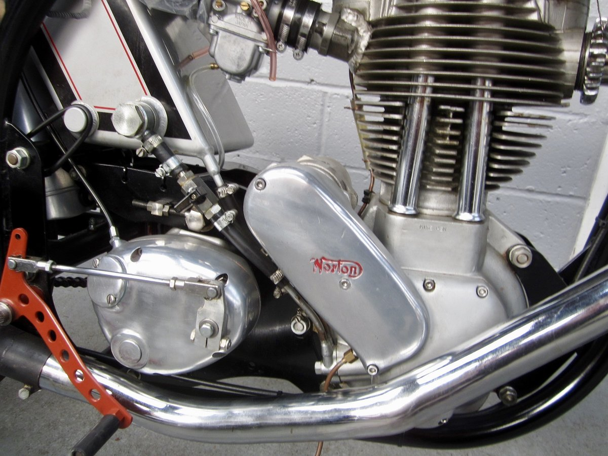 1955 Norton Featherbed For Sale (picture 3 of 6)
