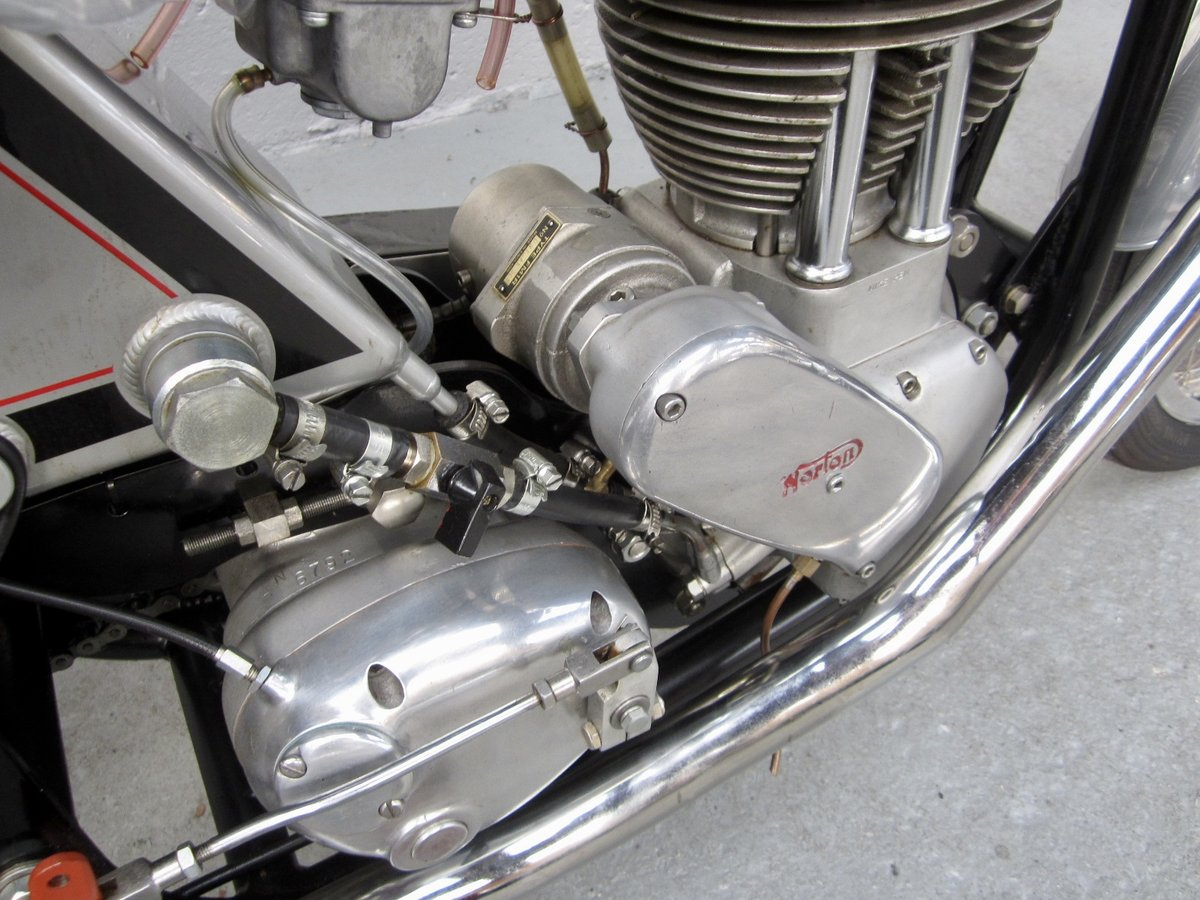 1955 Norton Featherbed For Sale (picture 4 of 6)
