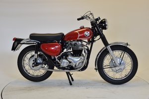 1965 Norton Atlas Scrambler