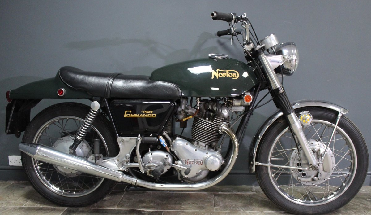 1971 Norton Commando 750 CC SOLD (picture 4 of 4)