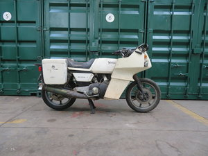 Norton 588cc Interpol Project