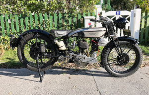 Picture of 1929 Norton 490cc Model 16H For Sale by Auction