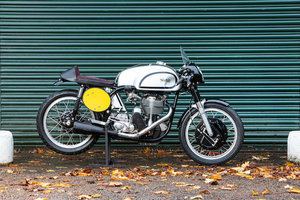 Norton 350cc Manx Racing Motorcycle