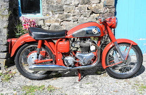 Picture of 1959 Norton 596cc Model 99 Dominator For Sale by Auction