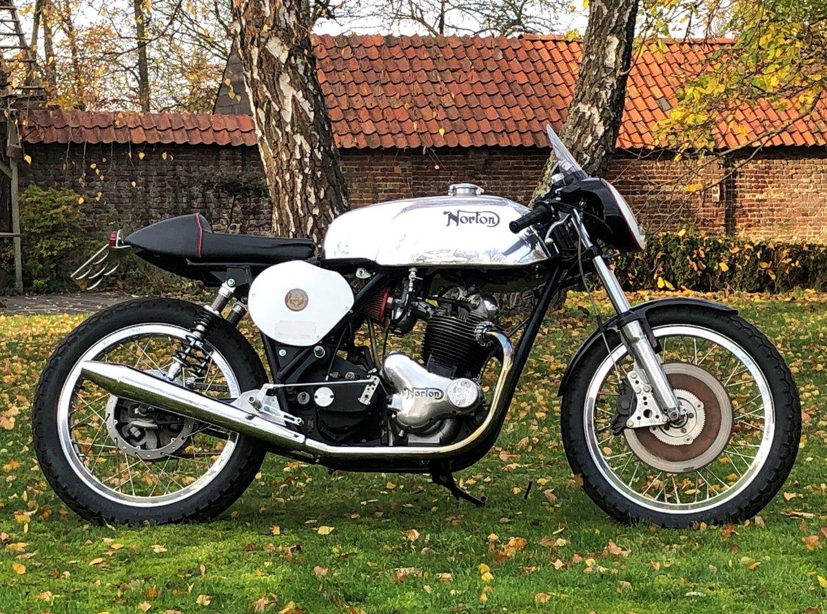 1974 NORTON 850 café racer For Sale (picture 1 of 6)