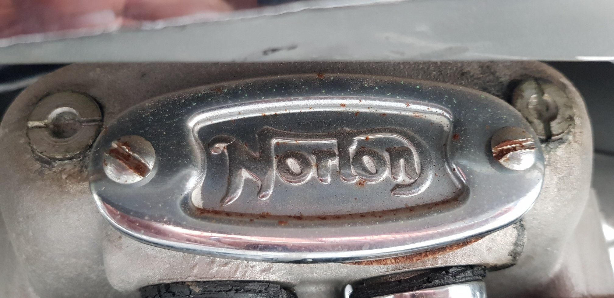 1954 Norton ES2 by Firma Trading Australia For Sale (picture 5 of 6)