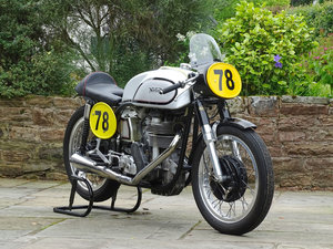 1960 Norton Manx 30M
