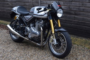 Picture of 2014 Norton Commando 961 Cafe Racer (3400 miles, De-cat 'pipes) SOLD