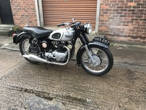 Picture of 1955 Norton 500 Dominator Model 7 SOLD, awaiting collection For Sale