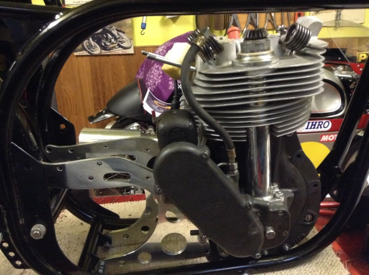 1961 Norton manx classicracer 40m. For Sale (picture 3 of 4)