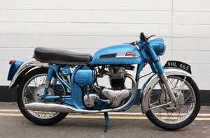 1962 Norton 650SS Original - Matching Numbers
