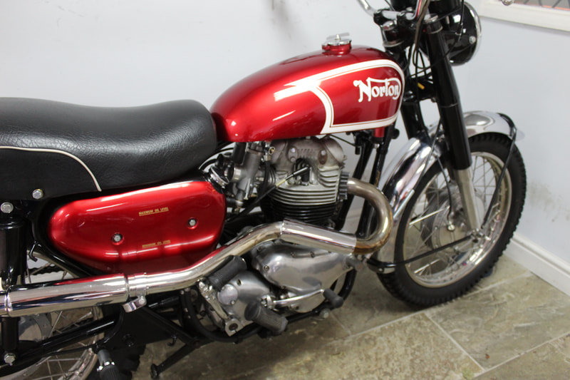 1964 Norton N15 CS  Presented as you can see in show ord For Sale (picture 2 of 24)