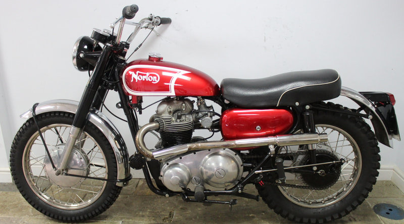 1964 Norton N15 CS  Presented as you can see in show ord For Sale (picture 3 of 24)
