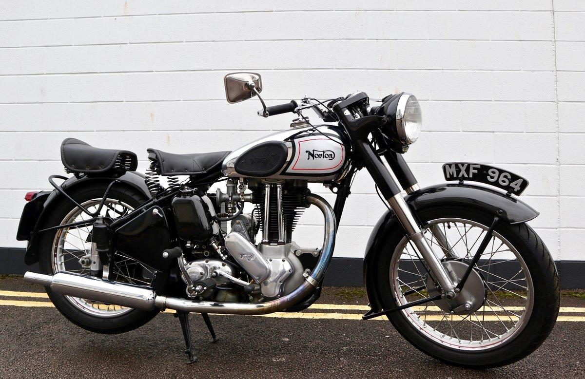 1952 Norton ES2 500cc Plunger - Excellent Condition For Sale (picture 1 of 19)