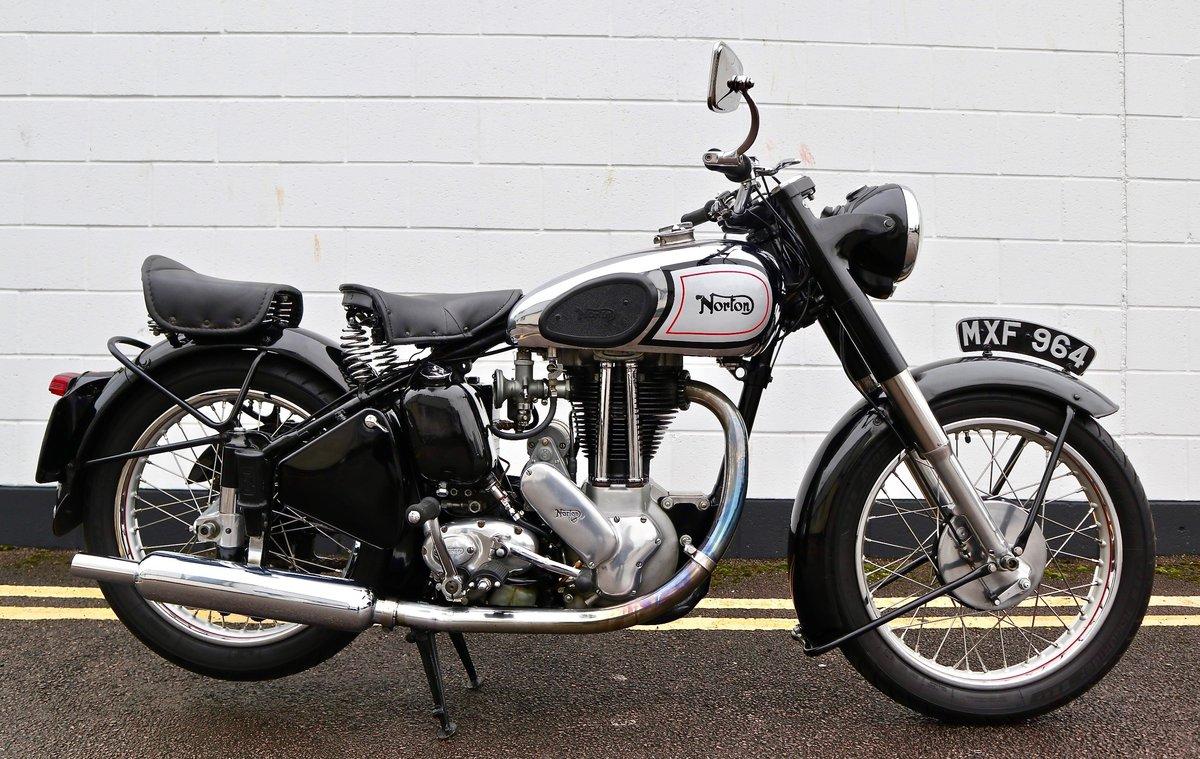 1952 Norton ES2 500cc Plunger - Excellent Condition For Sale (picture 3 of 19)