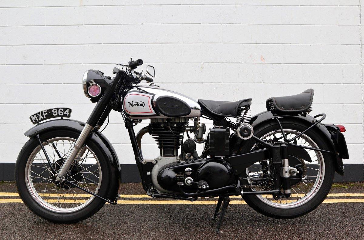 1952 Norton ES2 500cc Plunger - Excellent Condition For Sale (picture 4 of 19)