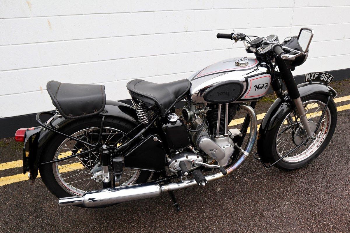 1952 Norton ES2 500cc Plunger - Excellent Condition For Sale (picture 5 of 19)