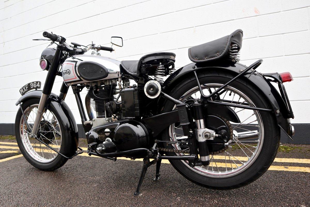 1952 Norton ES2 500cc Plunger - Excellent Condition For Sale (picture 8 of 19)