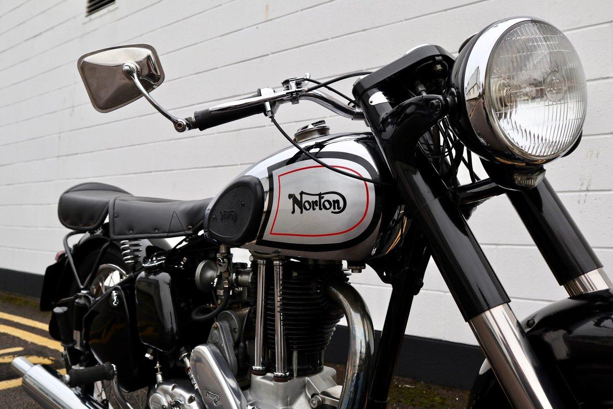 1952 Norton ES2 500cc Plunger - Excellent Condition For Sale (picture 9 of 19)