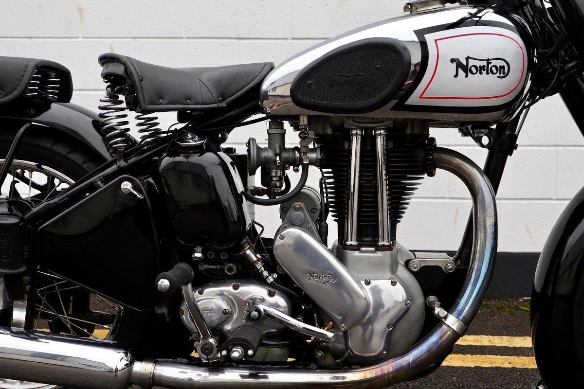 1952 Norton ES2 500cc Plunger - Excellent Condition For Sale (picture 11 of 19)