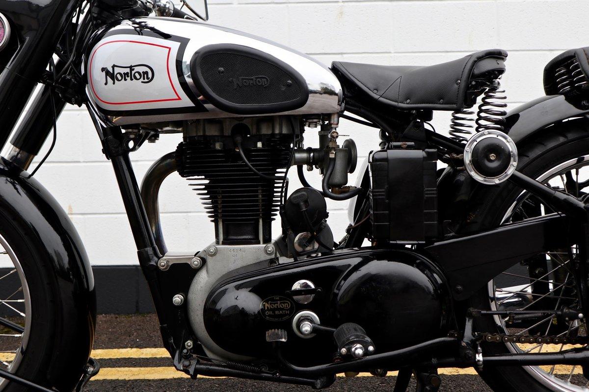 1952 Norton ES2 500cc Plunger - Excellent Condition For Sale (picture 12 of 19)