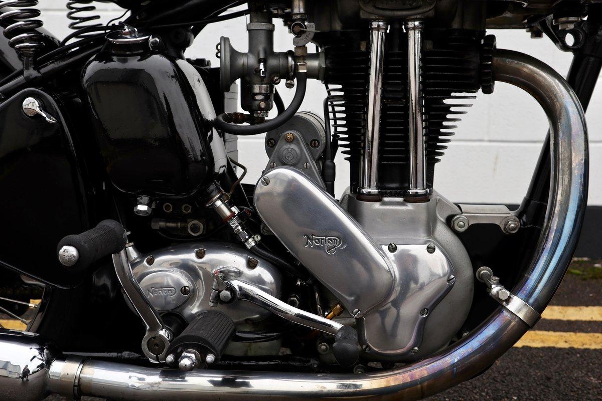 1952 Norton ES2 500cc Plunger - Excellent Condition For Sale (picture 13 of 19)