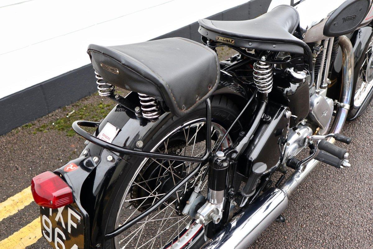 1952 Norton ES2 500cc Plunger - Excellent Condition For Sale (picture 16 of 19)