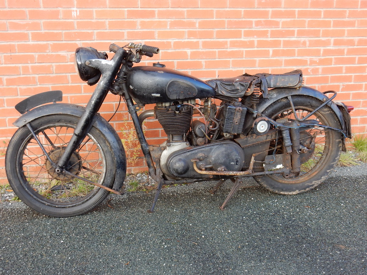 Norton ES2 490cc  1948  Matching Frame & Engine Nos For Sale (picture 2 of 12)