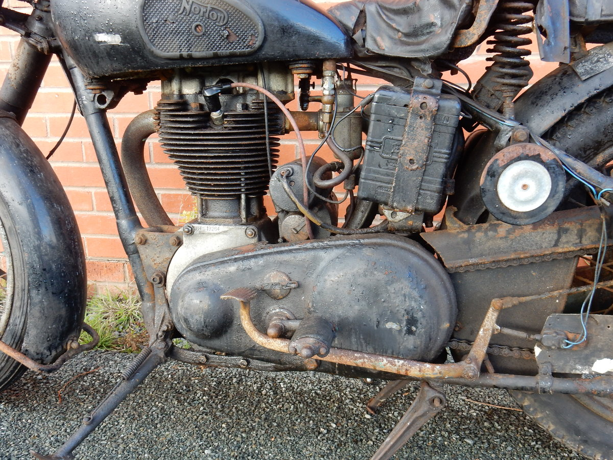Norton ES2 490cc  1948  Matching Frame & Engine Nos For Sale (picture 4 of 12)