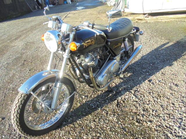 Norton Commando 750 1971 For Sale (picture 3 of 6)
