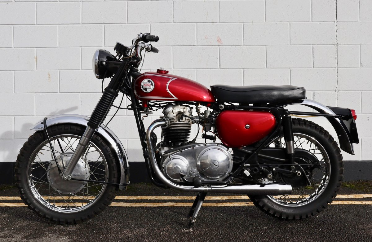1965 Norton N15 CS 750cc - Original Matching Numbers SOLD (picture 2 of 20)