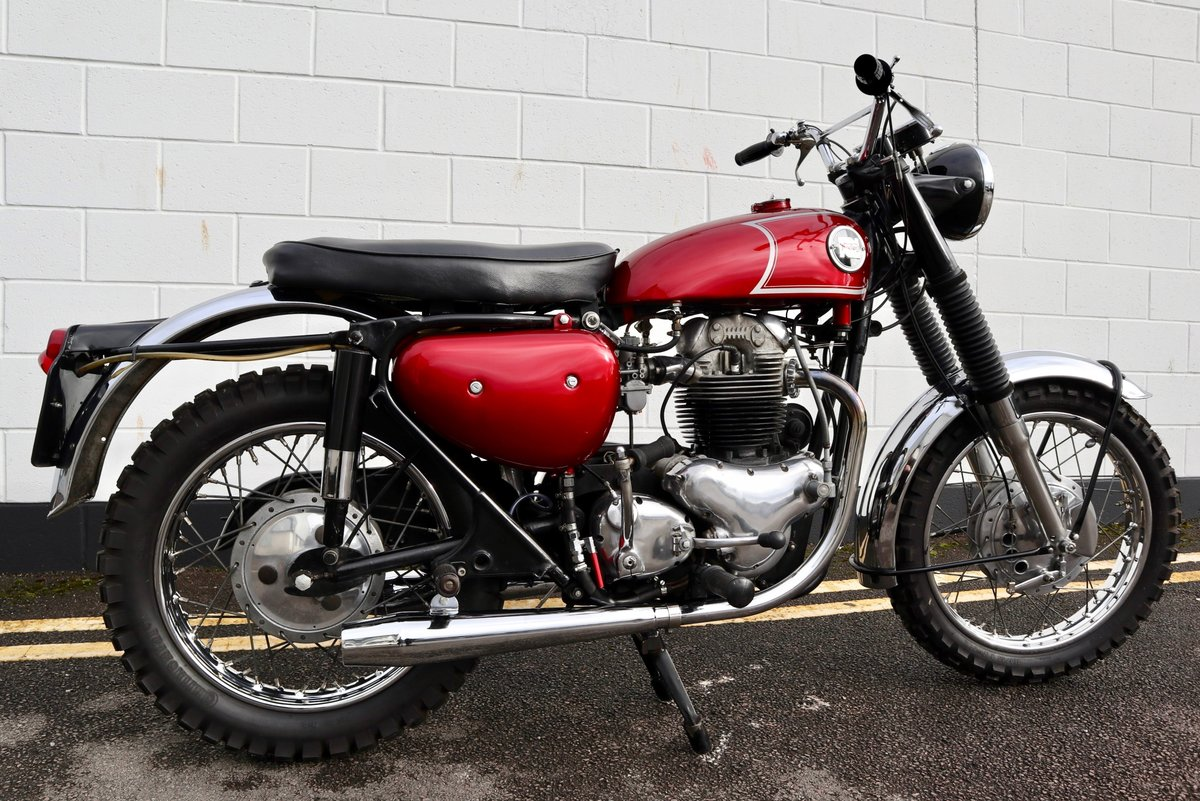 1965 Norton N15 CS 750cc - Original Matching Numbers SOLD (picture 3 of 20)