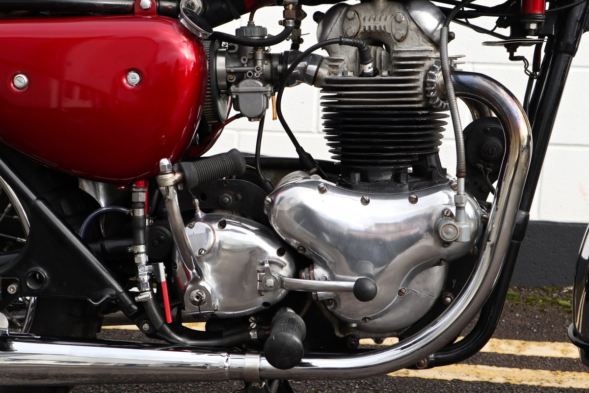 1965 Norton N15 CS 750cc - Original Matching Numbers SOLD (picture 11 of 20)