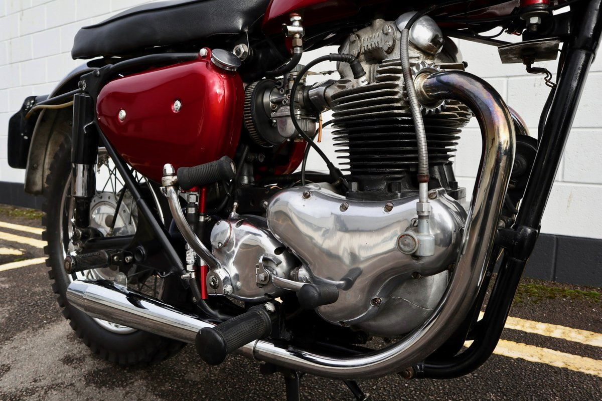 1965 Norton N15 CS 750cc - Original Matching Numbers SOLD (picture 13 of 20)
