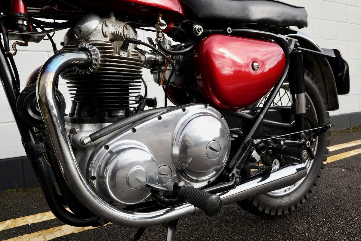 1965 Norton N15 CS 750cc - Original Matching Numbers SOLD (picture 14 of 20)