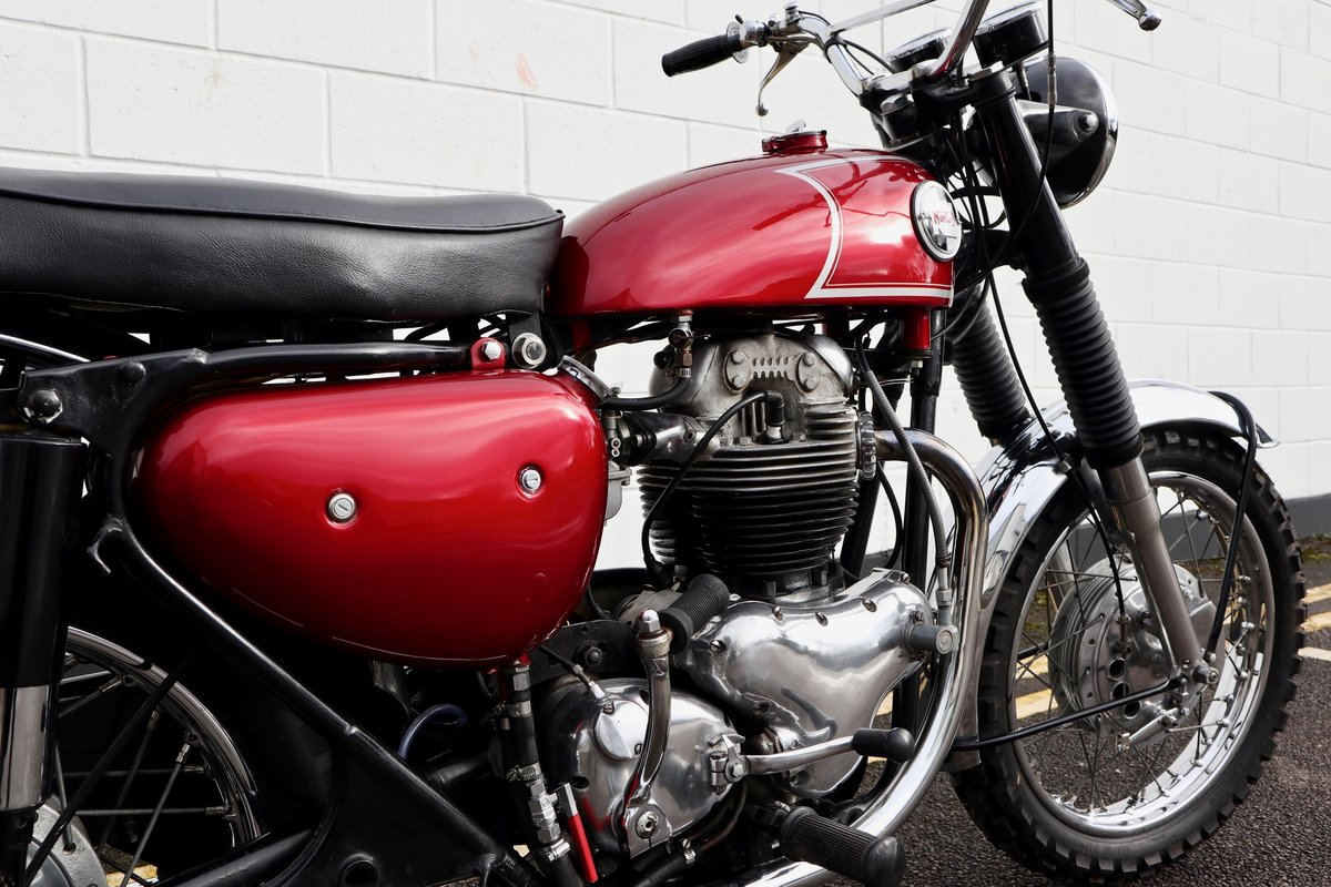 1965 Norton N15 CS 750cc - Original Matching Numbers SOLD (picture 16 of 20)