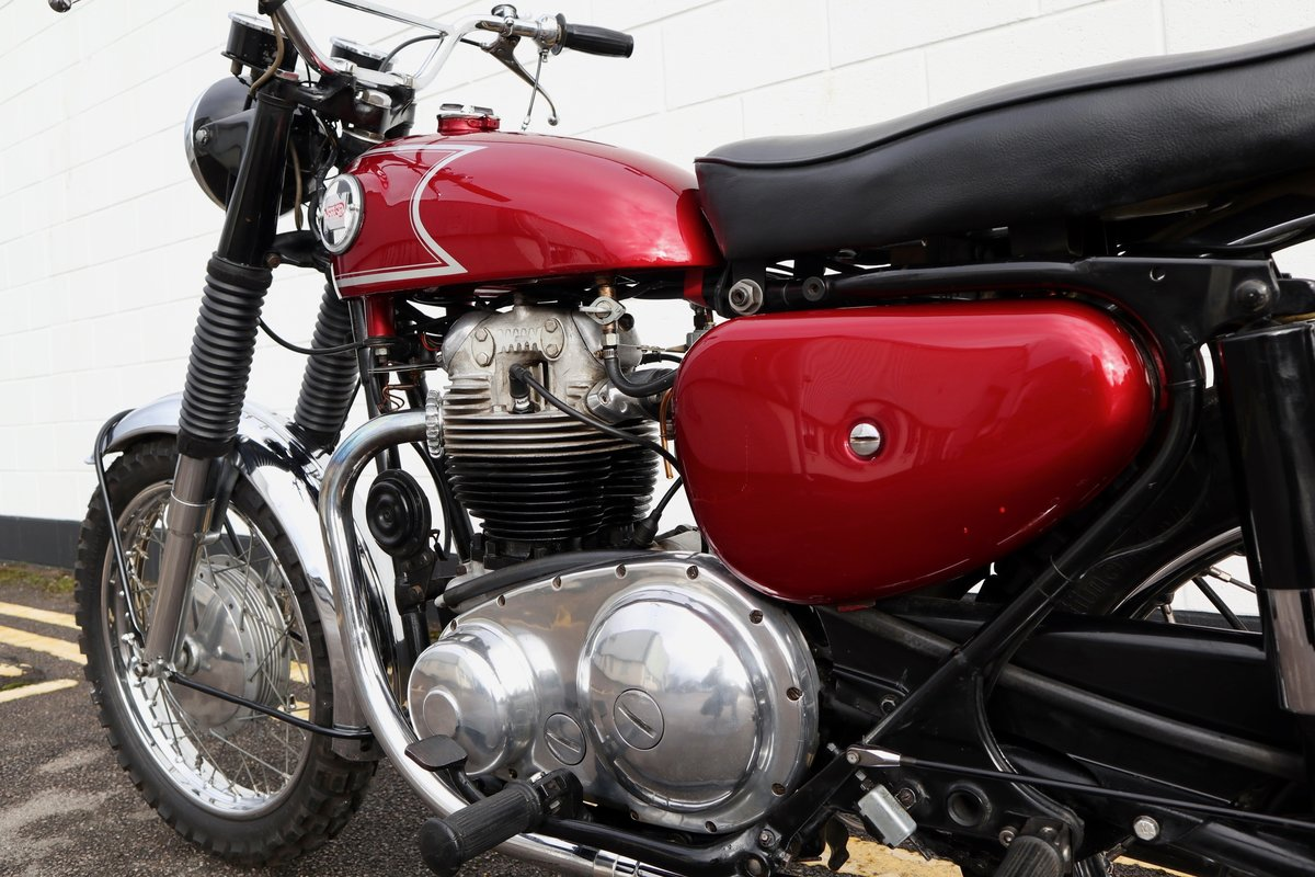 1965 Norton N15 CS 750cc - Original Matching Numbers SOLD (picture 17 of 20)