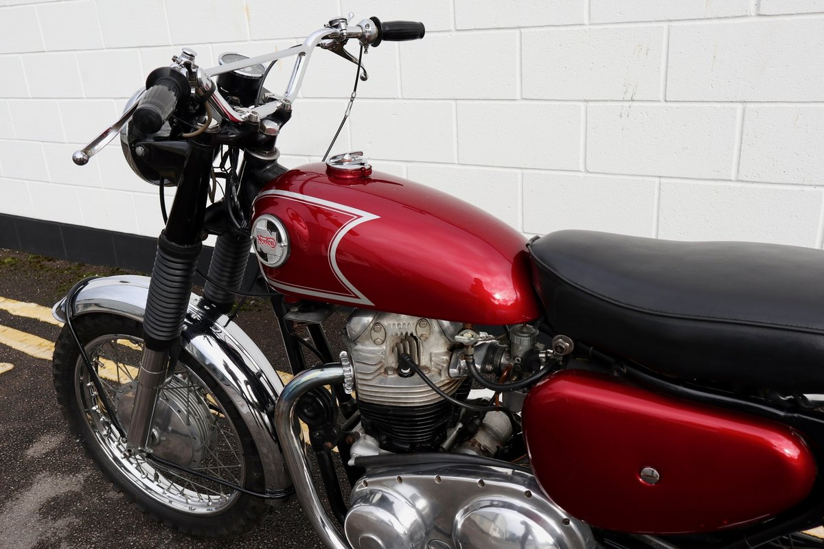 1965 Norton N15 CS 750cc - Original Matching Numbers SOLD (picture 19 of 20)