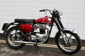 1965 Norton N15 CS 750cc - Original Matching Numbers