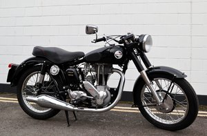 1956 Norton ES2 500cc - Restored - Matching Number