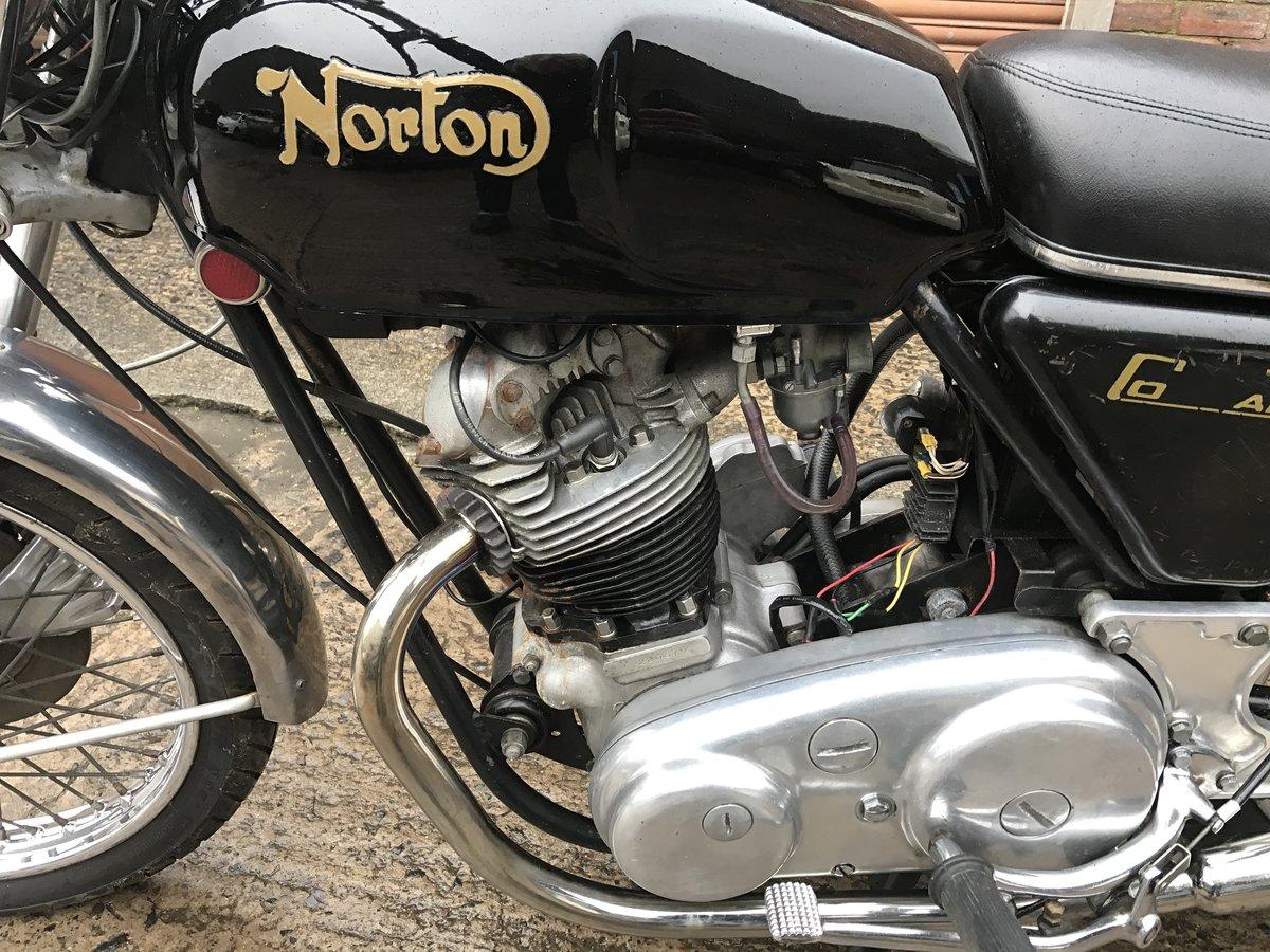 1973 Norton 750 Commando Roadster For Sale (picture 9 of 11)