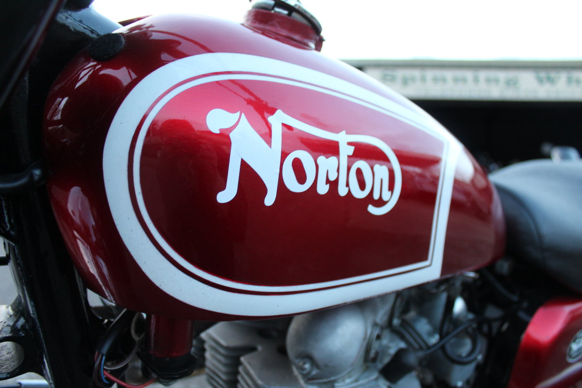 1964 Norton N15 CS  Presented as you can see in show ord For Sale (picture 8 of 24)