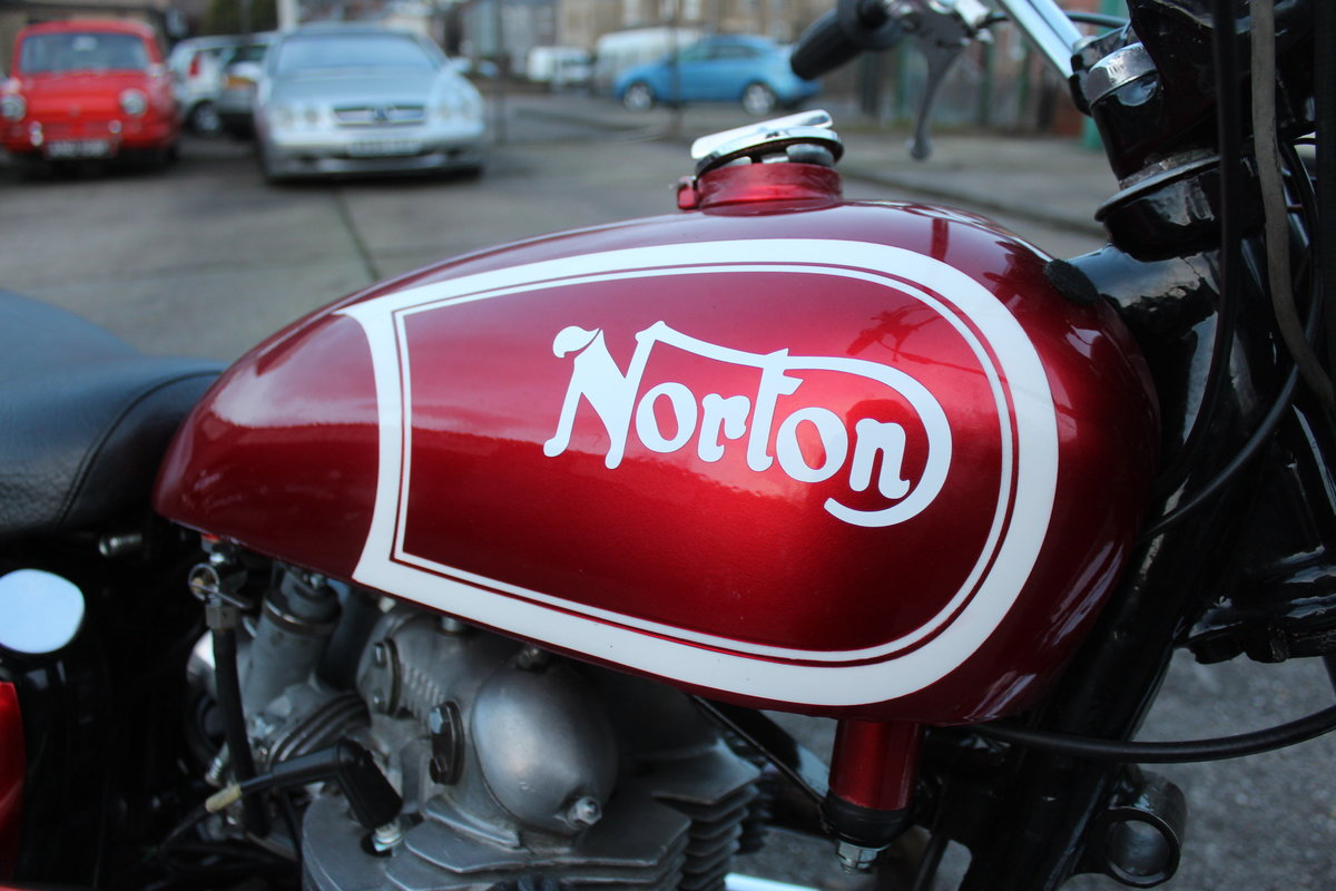 1964 Norton N15 CS  Presented as you can see in show ord For Sale (picture 9 of 24)