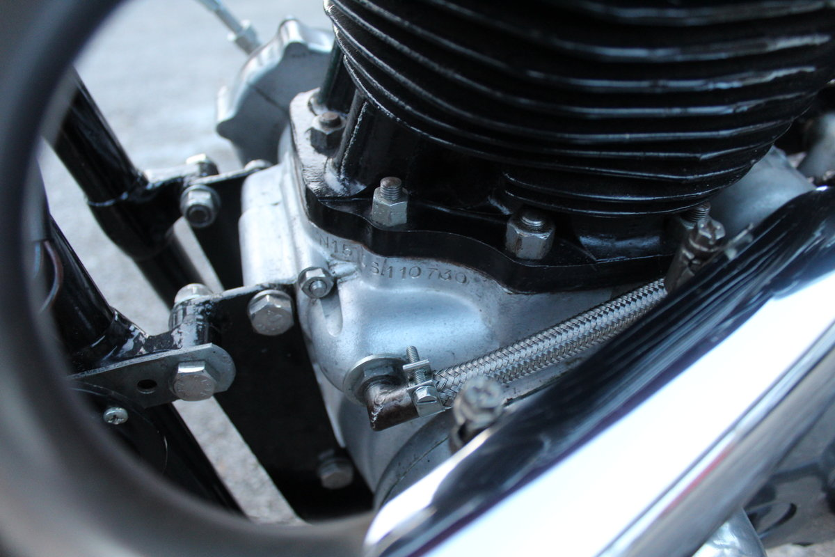 1964 Norton N15 CS  Presented as you can see in show ord For Sale (picture 11 of 24)
