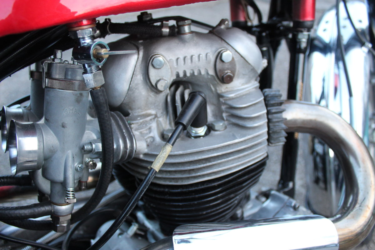 1964 Norton N15 CS  Presented as you can see in show ord For Sale (picture 12 of 24)